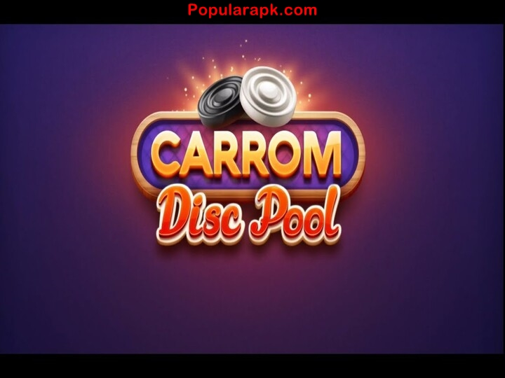 carrom disc pool cover image.