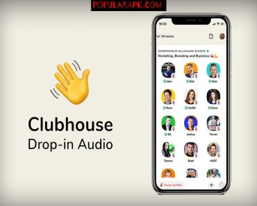clubhouse mod apk unlocked version cover photo.