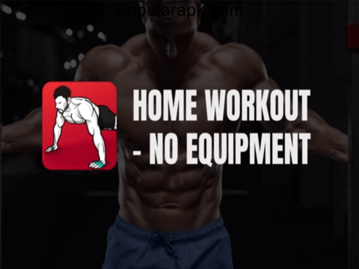 Home Workout mod apk no equipment required.