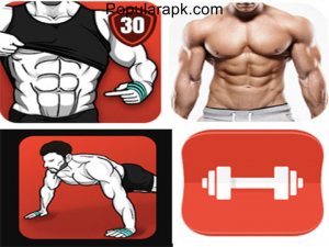 build muscle and abs at home with home workout