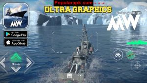 Ultra graphics in the app.