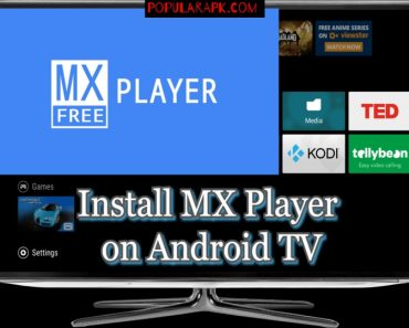 check out our guide for installing mx player on android TV.
