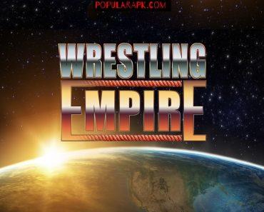 Wrestling Empire Cover Photo.
