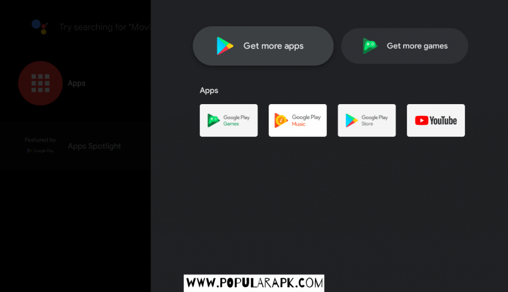 how to install apps on Android TV in easy steps.