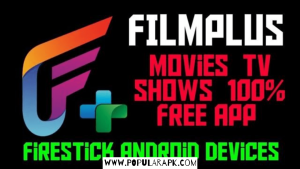 watch movies, TV, shows which are 100 percent free to watch. Also available for firestick.