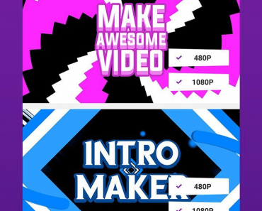 free intro maker for gaming channels
