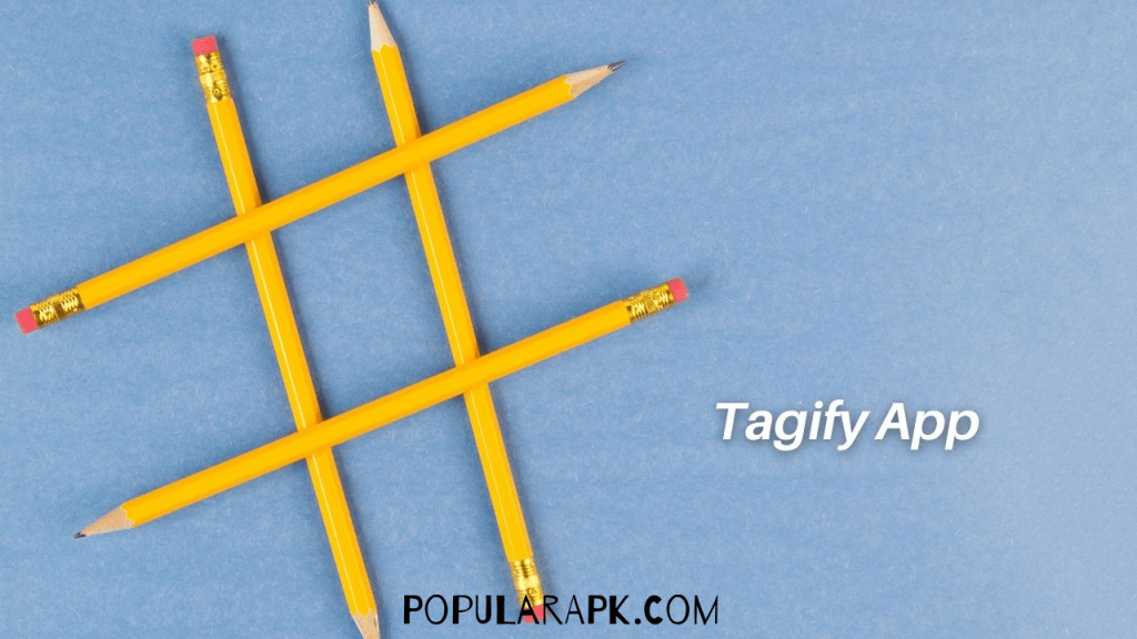 tagify app cover picture