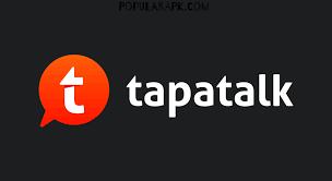 Tapatalk Pro Mod Apk logo cover image