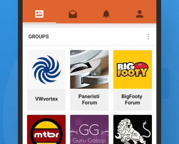 Tapatalk Pro Mod Apk has groups which you join just like communities