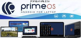 Prime os which is essentialy android for PC or laptop.