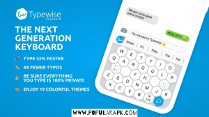 typewise is a next gen keyboard with less typos and more clarity