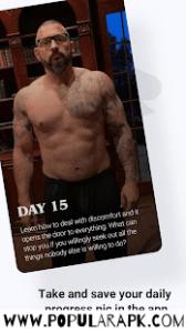 day 15 bodybuilder - 75 hard
