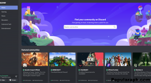 With Discord mod apk app you can video chat in HD quality and spend great time talking to your friends.