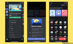 Discord mod apk completely control the video calls, community groups.