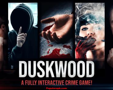 Duskwood Premium apk cover image.