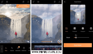 The background changer in motionleap mod apk is a game changer in the animation industry
