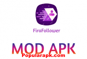 Firafollower mod apk - logo.