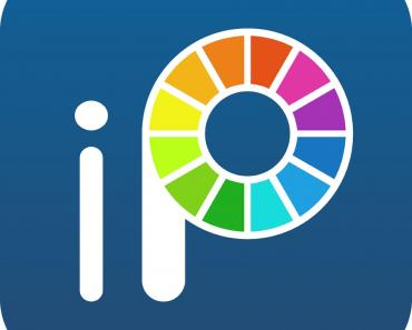 Ibis paint x - logo