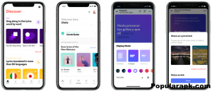 Musixmatch Mod Apk has the most advanced and easy to use search system for the users
