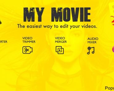 My movie mod apk cover image.