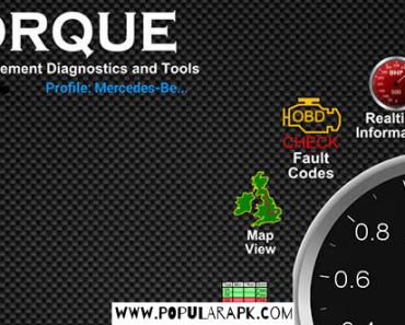 Torque Pro Mod Apk OBD2 cover