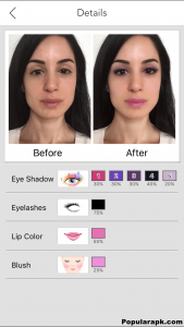 there are many photo editing apps on the internet but we are recommending YouCam Makeup premium apk for its amazing features.