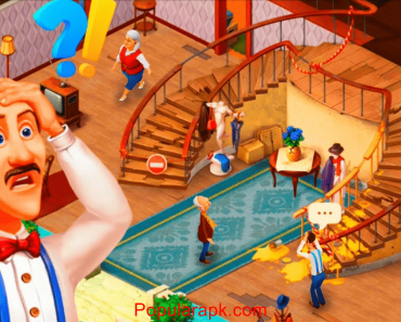 homescapes mod apk with puzzles.