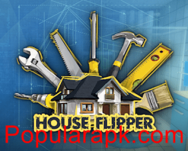 house flipper logo with cover image.