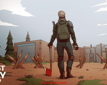 Last Day on Earth mod apk cover image.